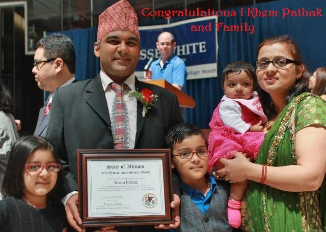 Khem Pathak Humanitarian Award 05142013 (640x456)
