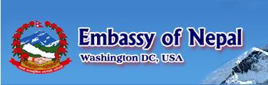 nepal embassy notice
